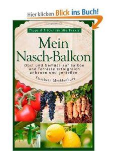 Mein erstes Buch: Mein Nasch-Balkon auf Amazon