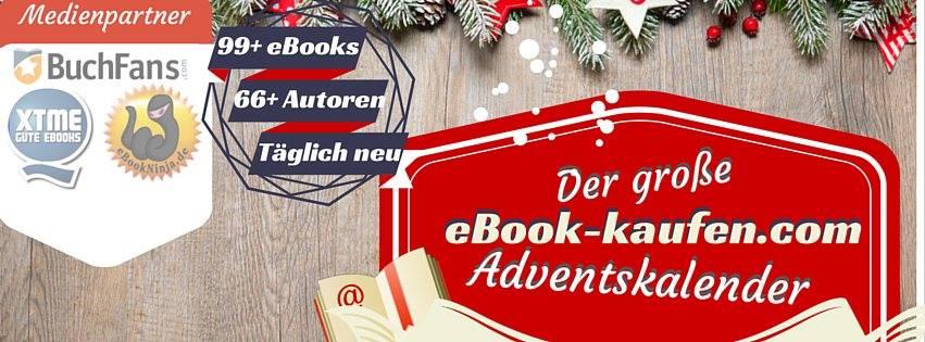 Hol dir Top eBooks auf Amazon - der Weihnachtskalender