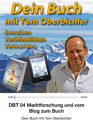 Marktforschung in Amazons Kindle-Shop – Blog zu Buch DBT 04