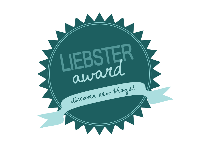 Liebster Award 2015 II
