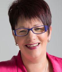 Petra Polk, Netzwerkerin und Autorin