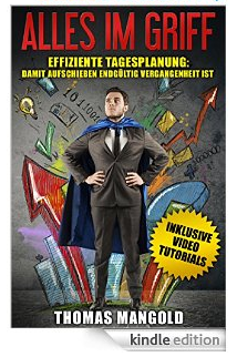 Alles im Griff Cover - Selbstmanagement - Zeitmanagement