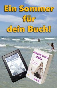 Mach den Sommer 2015 zum Sommer für dein Buch!