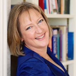 How to write a non-fiction book – a conversation with Cathy Presland Folge 29 DBT