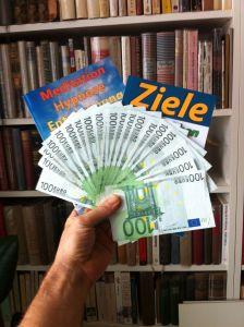Geldverdienen mit Büchern
