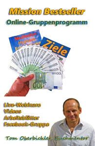 Mission Bestseller Onlinekurs Buchmarketing