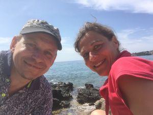Anne Berger und Tom Oberbichler Autoren