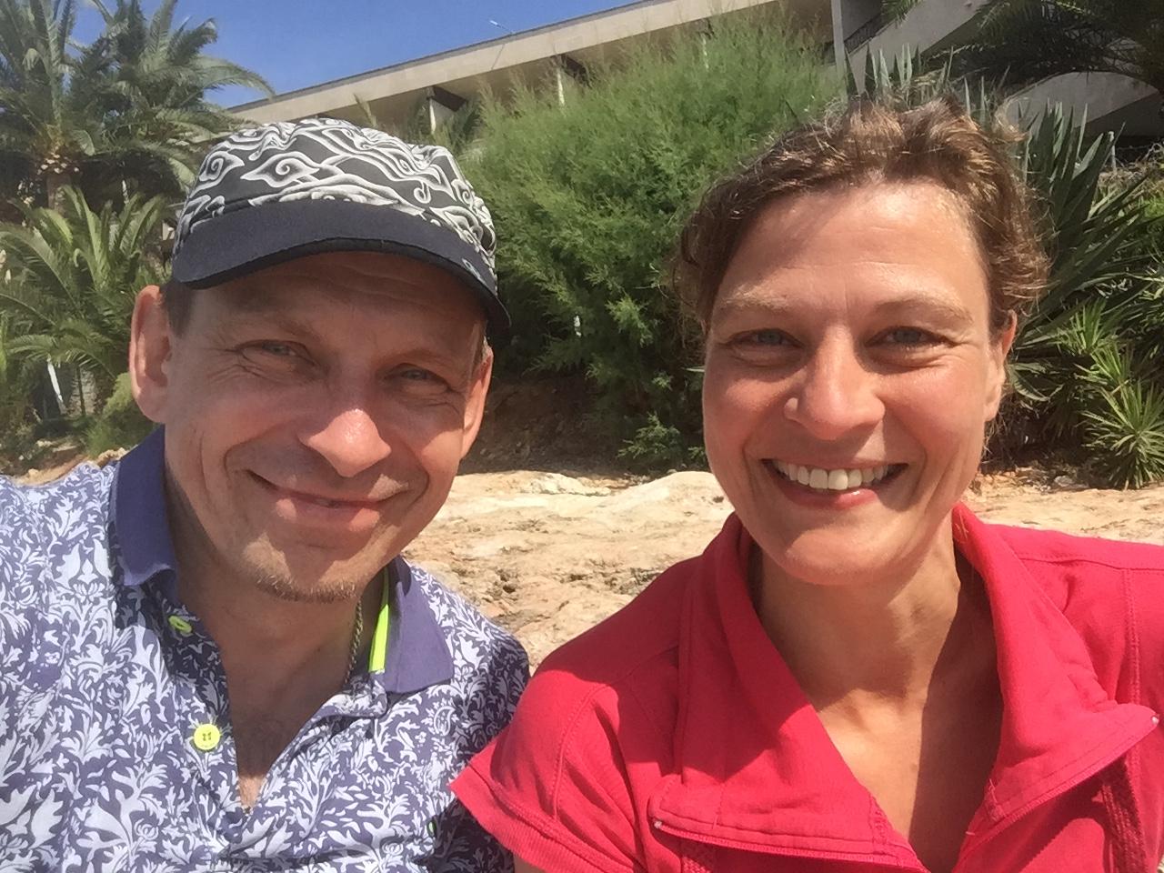 Autoren Anne Berger und Tom Oberbichler