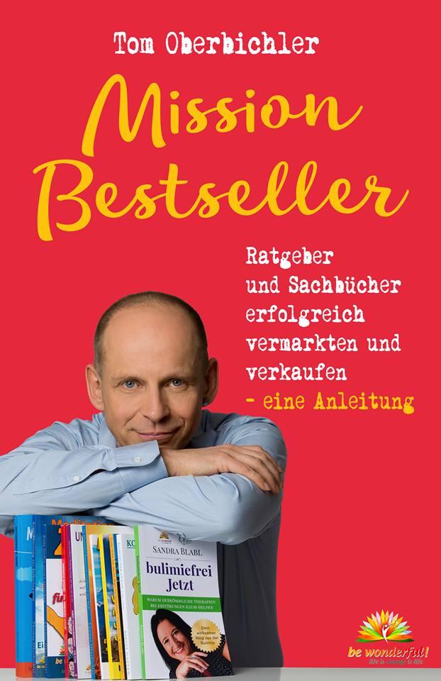 Buchcover Mission Bestseller Ratgeber und Sachbücher verkaufen