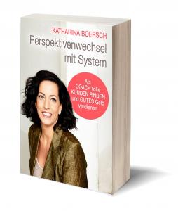 Perspektivenwechsel mit System Katharina Boersch Buchcover