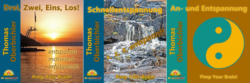 3 cover der Selbsthypnose-Sessions
