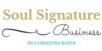 Logo Sour Signature Business Christina Baier