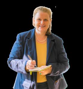 Eva Laspas Schreibtrainerin