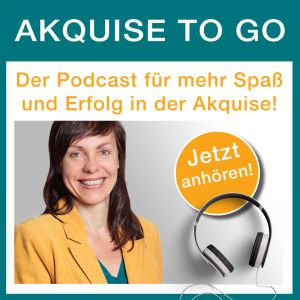 Cover Akquise Podcast Christina Bodendieck
