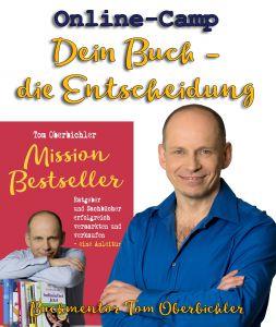 Dein Buch, die Entscheidung Selfpublishing mit Tom Oberbichler