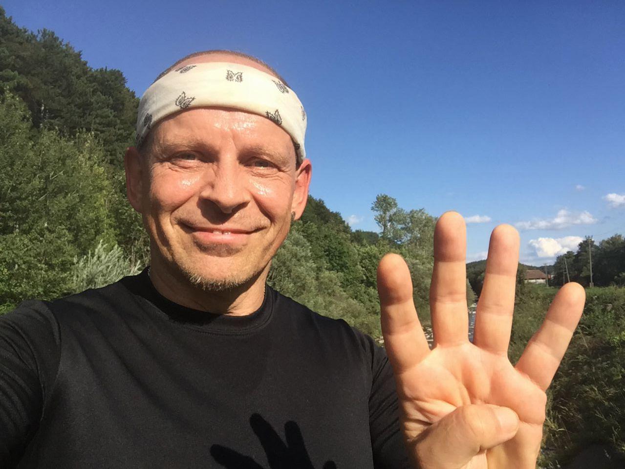 4.000 km laufen, schreiben, Gewohnheiten, Glaubenssätze und dein Buch – Folge 132