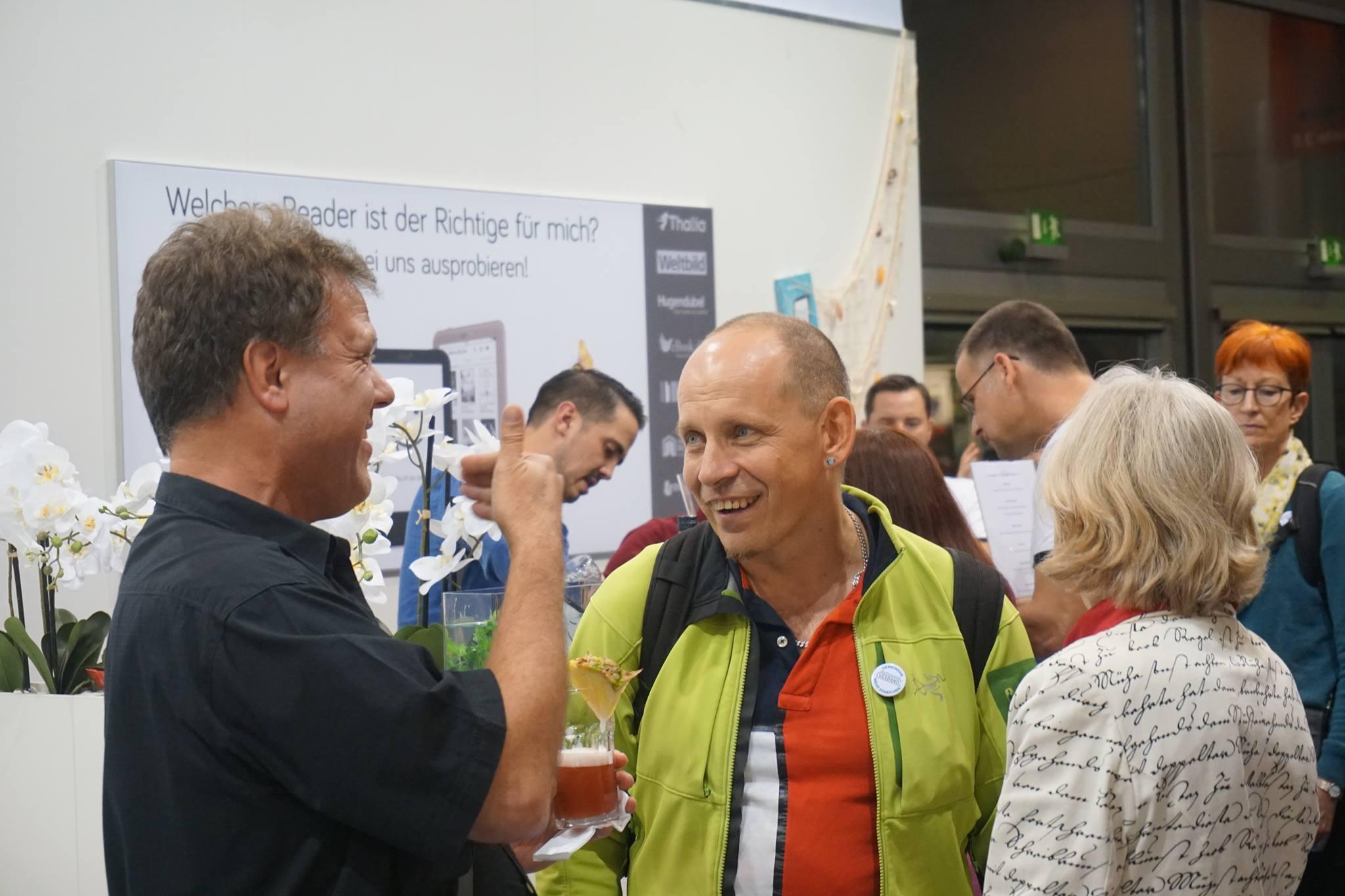 Die Frankfurter Buchmesse, Self-Publishing-Bewegung und Blended Business – Folge 138