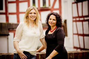 Susanne Pillokat und Nicole Frenken