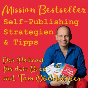 Cover Mission Bestseller Podcast