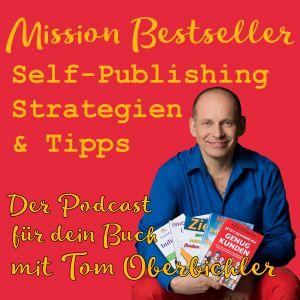 Cover Mission Bestseller Podcast