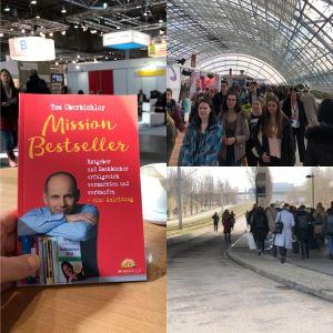 Mission Bestseller auf der Leipziger Buchmesse 2018