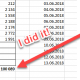 Schreibchallenge geschafft – Selbstversuch 100000 Worte in 65 Tagen – NaNoWriMo – Folge 169