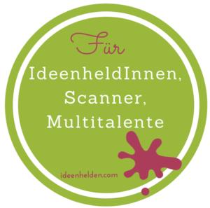 Logo Ideenhelden