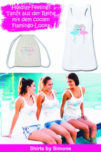 T-Shirt-Werbung