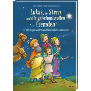 Cover Advents-Kinderbuch