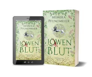 Cover eBook und Taschenbuch von Löwenblut