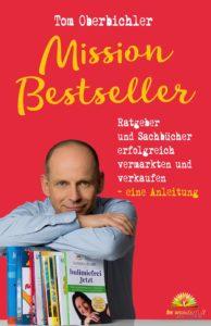 Cover des Schreibratgebers Mission Bestseller