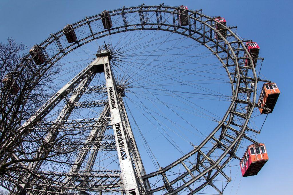 Das Riesenrad in Wien