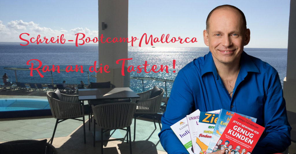 Schreibcamp auf Mallorca - Mission Bestseller