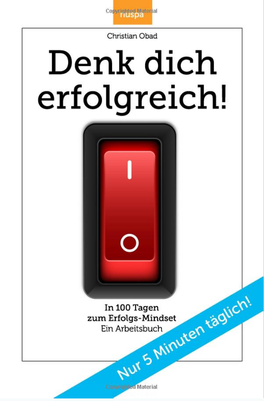 Denk dich erfolgreich - Cover - Innovation