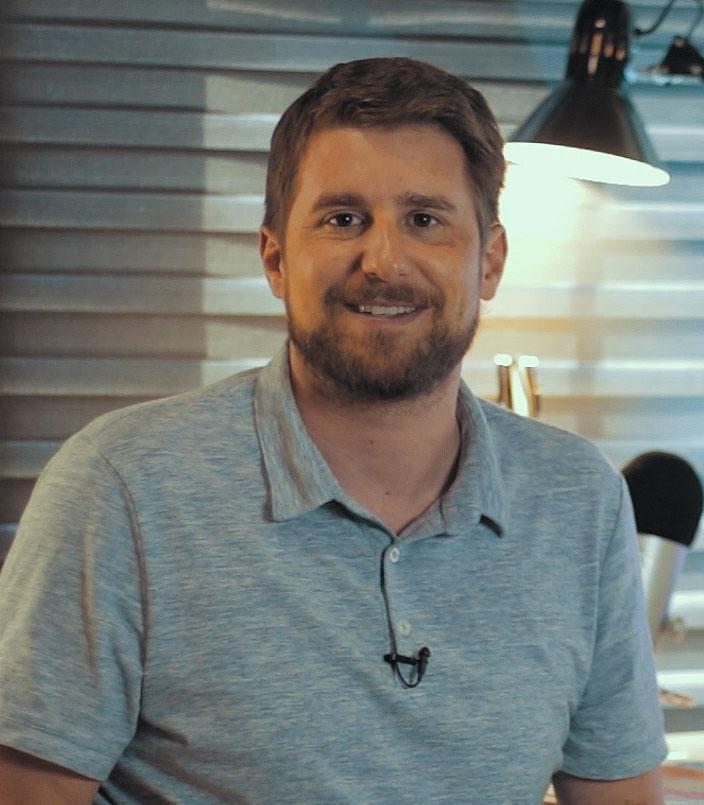 Portrait Gian Camichel
