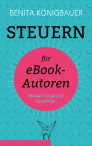 Cover des Selfpublishing-Buchs Steuern für eBook-Autoren