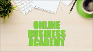 Banner Online-Business Academy