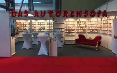 Das Autorensofa, die Frankfurter Buchmesse und mehr