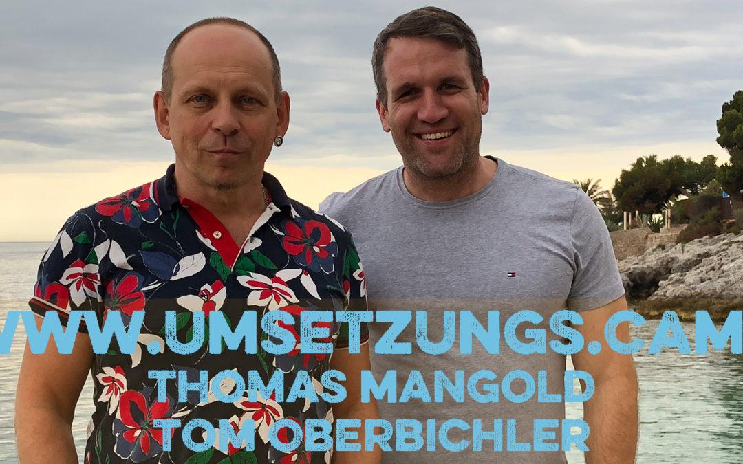 Folge 226 Routinen und Gewohnheiten mit Thomas Mangold