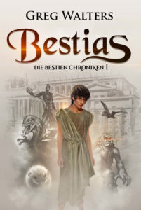 Cover Selfpublishing-Roman Bestias