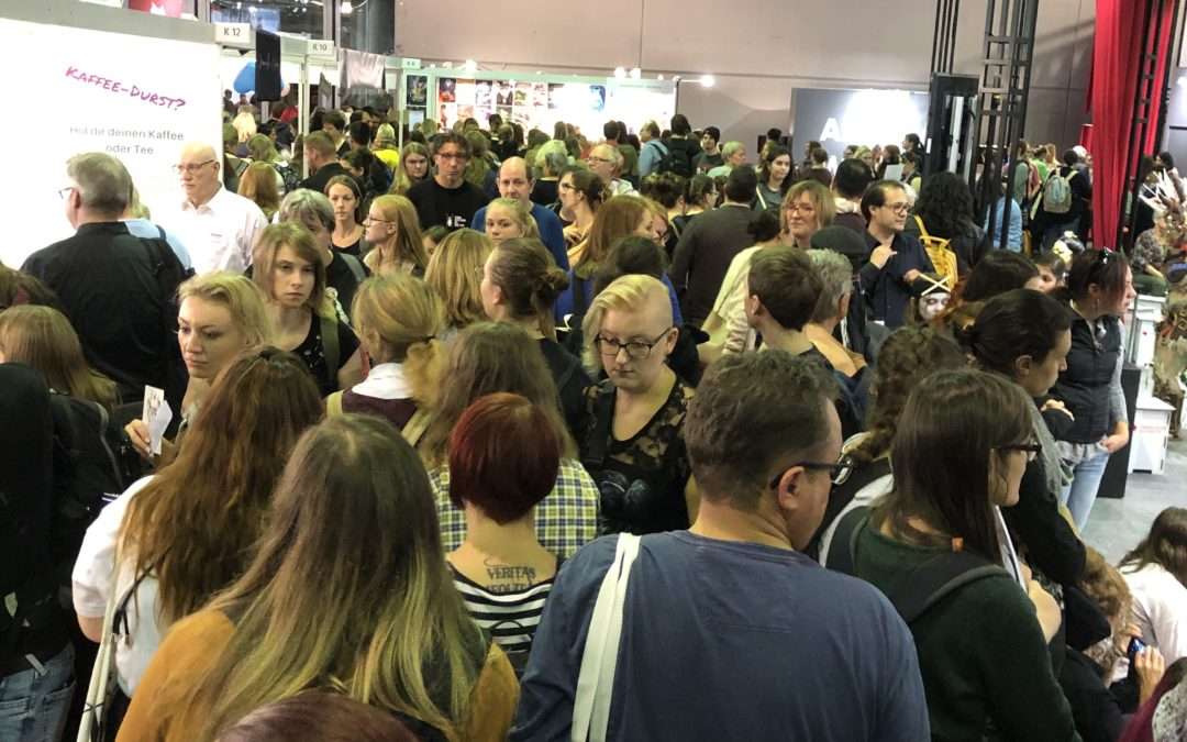 Frankfurter Buchmesse Publikumstag