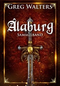 Cover Sammelband Alaburg - Selfpublisher
