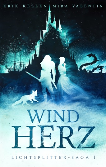 Cover Selfpublishing Roman Windherz