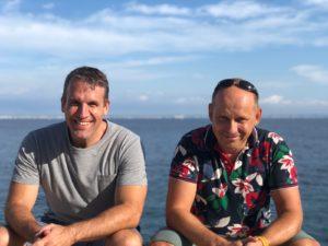 Umsezten mit Thomas Mangold und Tom Oberbichler