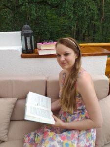 buchbloggerin Monika Schulze