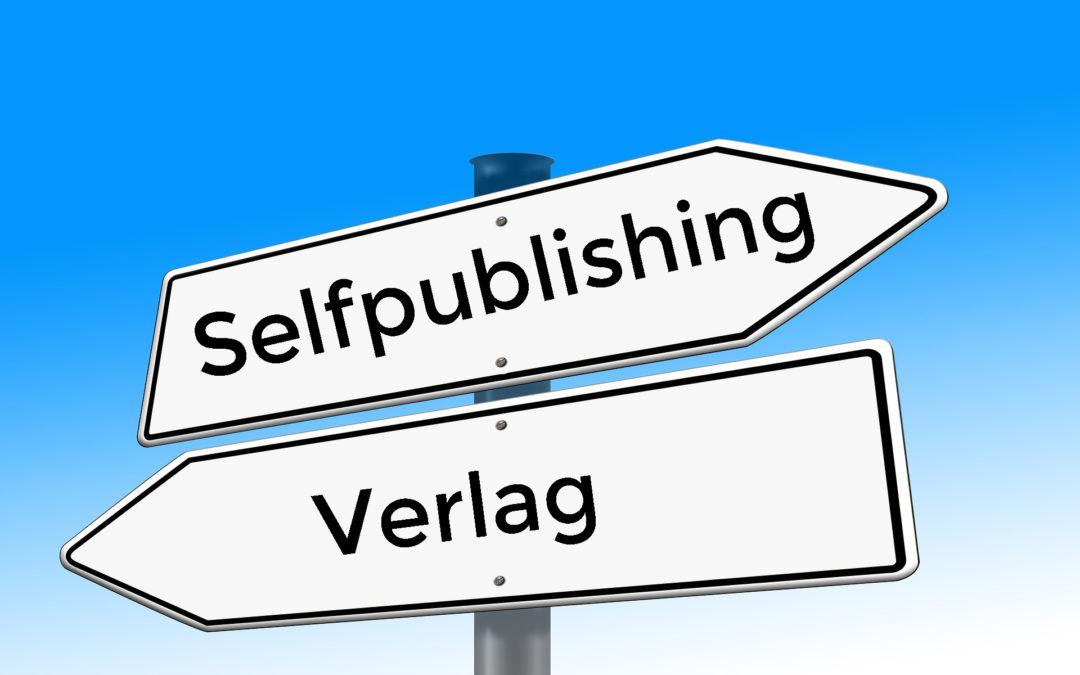 Folge 258 Selfpublishing oder Verlag – eine Entscheidungshilfe