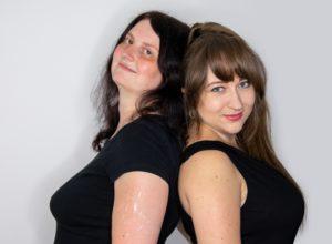 Mary Cronos und Sabrina Schuh von fakriro