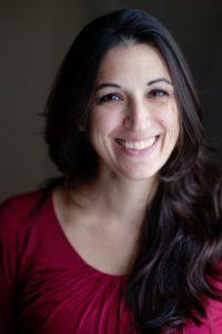Portrait von Sameena Jehanzeb