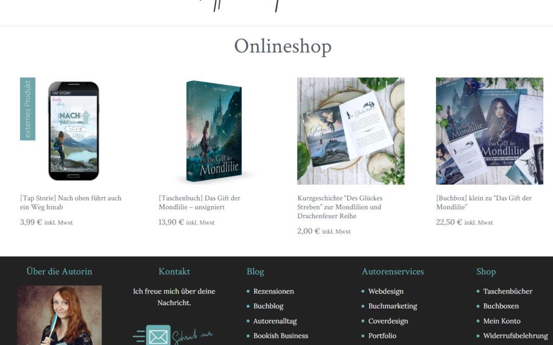 Folge 279 Lohnt sich ein eigener Online-Shop für Autoren und Autorinnen?