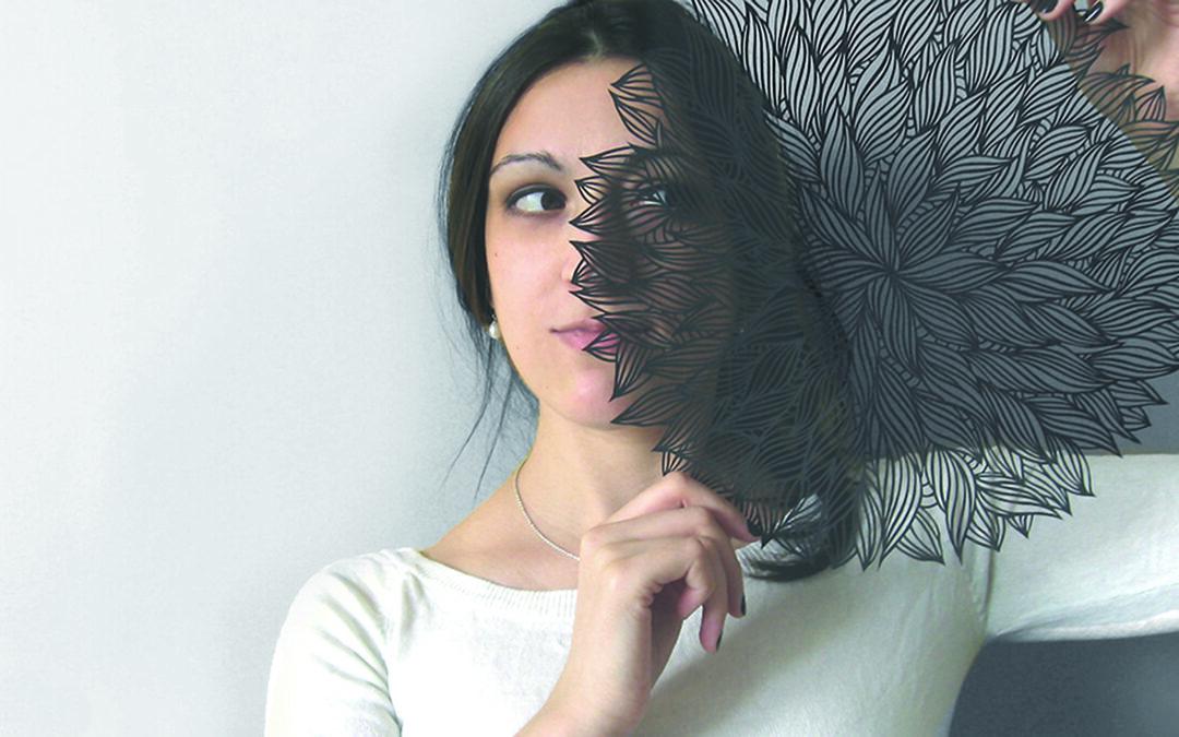 Folge 284 Was macht einen guten Buchsatz aus – mit Sameena Jehanzeb